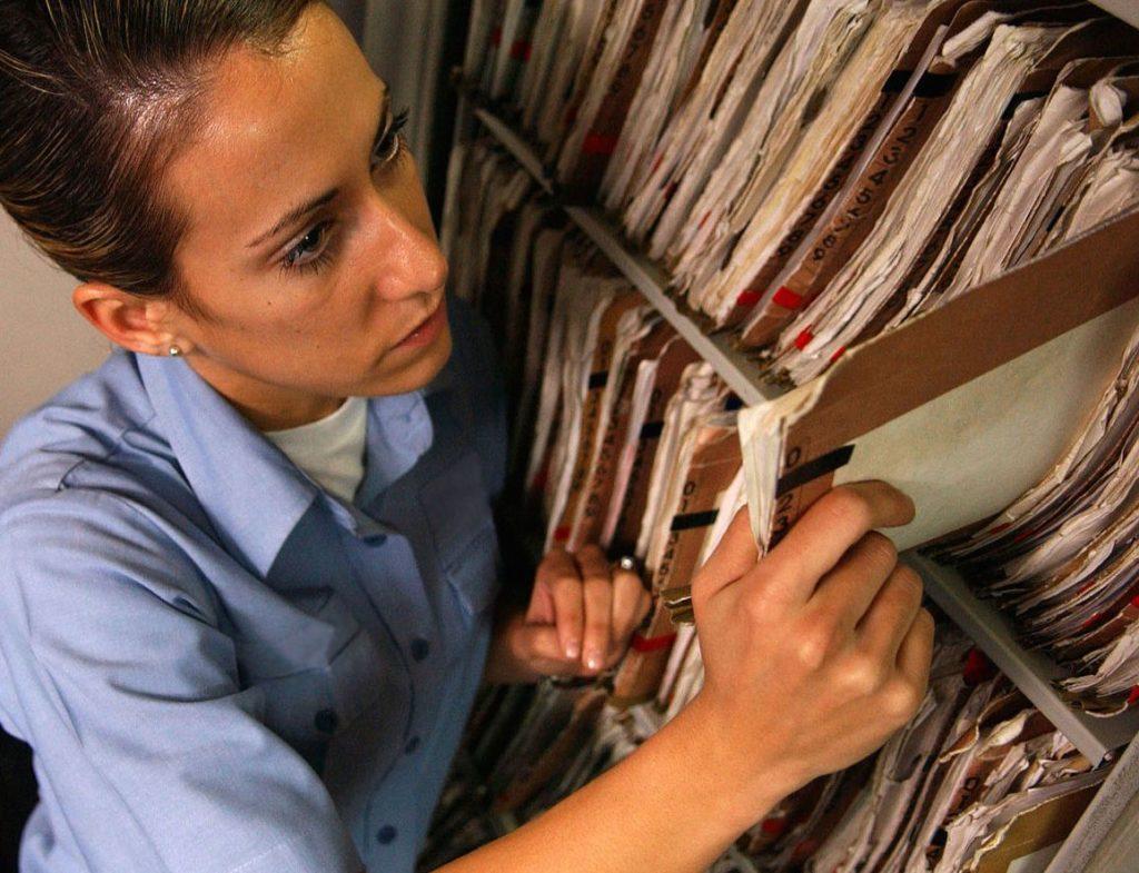 Looking Through Public Records