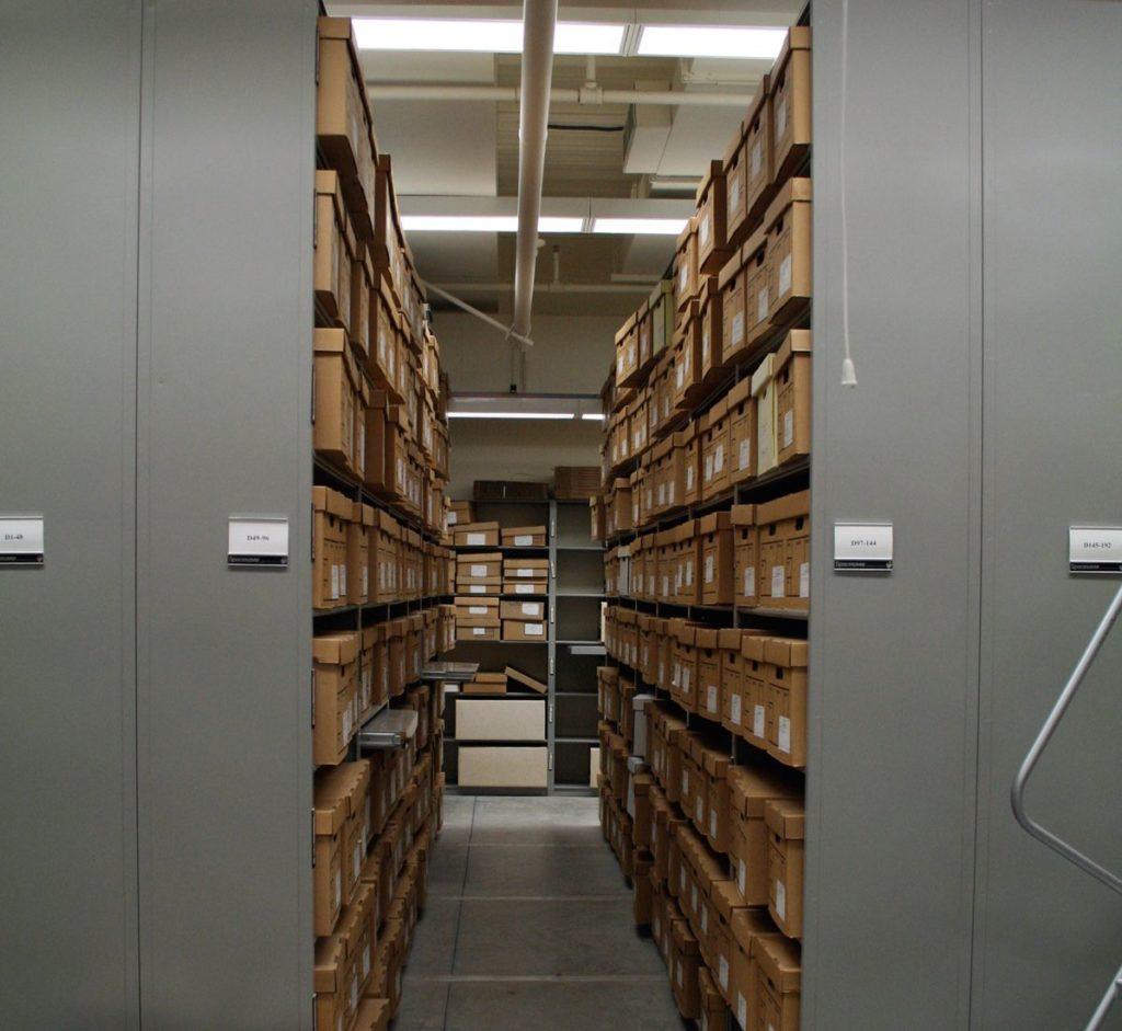Public Record Archive Storage
