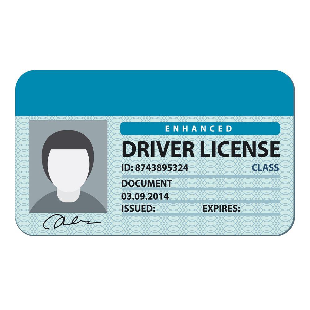 Driver License Identity