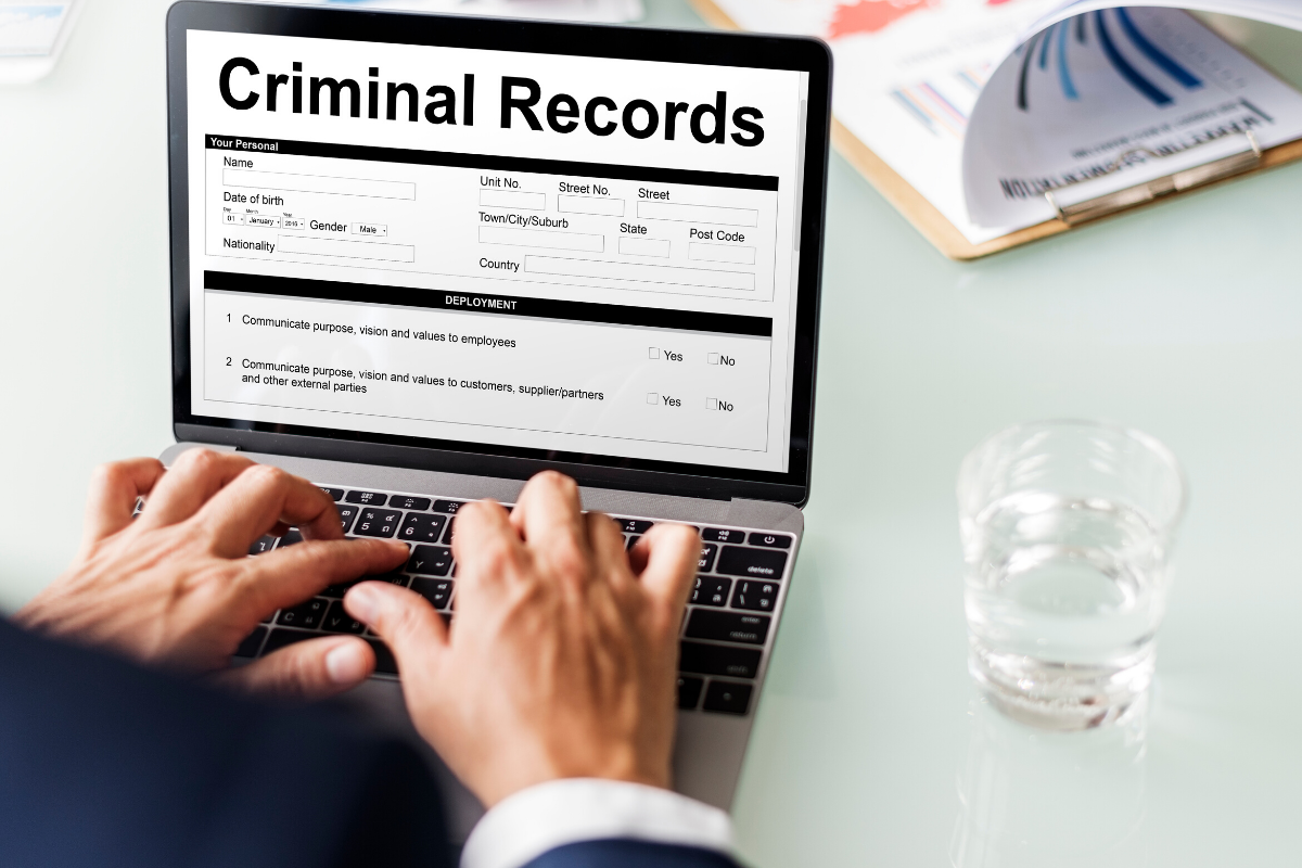 Is It Legal to Check Someone's Criminal Record
